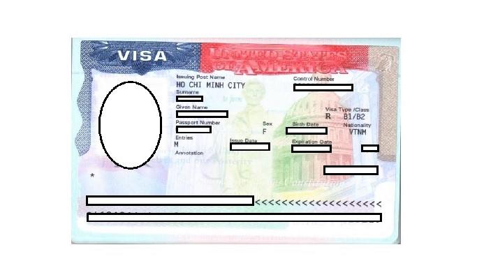 Cách gia hạn visa Mỹ B1/B2 qua đường bưu điện